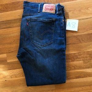 Men's Levi's 541 jeans 39x30.